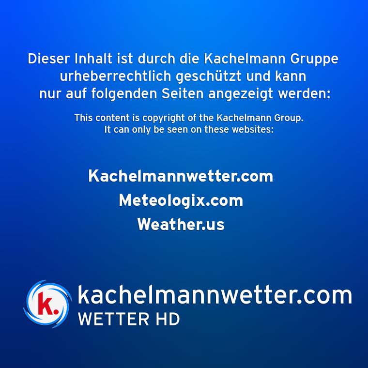 aktuelle messwerte deutschland wetter von kachelmann. Black Bedroom Furniture Sets. Home Design Ideas