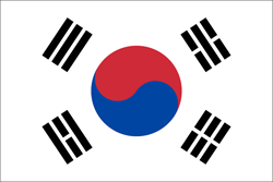 Meteologix Südkorea