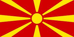 Meteologix Mazedonien