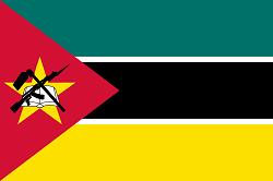 Meteologix Mosambik